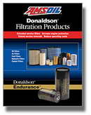 Donaldson filtration products brochure