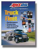 Amsoil Truck and Fleet products brochure